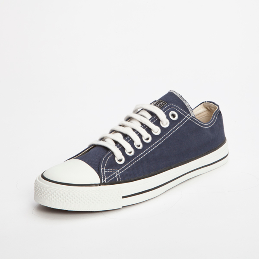 Men's Footwear Ethletic Fairtrade Trainers - Dark Blue