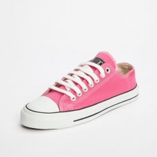 Ethletic Fairtrade Trainers - Pink