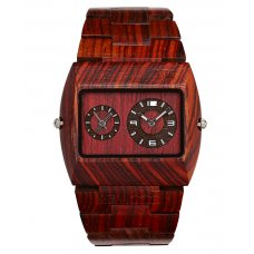 Limited Edition WeWOOD Jupiter Brown Watch