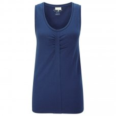 From Clothing Raw Edge Vest Top