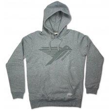 Silverstick Men's Organic Cotton Logo Hoodie