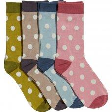 Braintree Bamboo Spot Socks