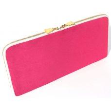 Wilby Arda Pink Double Zip