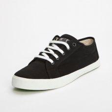 Ethletic Fairtrade Skater Shoes - Black