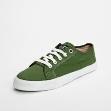 Ethletic Fairtrade Skater Shoes - Green