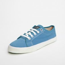 Ethletic Fairtrade Skater Shoes - Jeans Blue