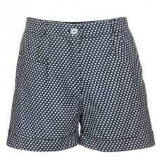 Nancy Dee Provencal Print Shorts