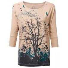 Komodo Gitte Tree Tee