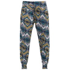 Orissa Harem Trousers-Teal