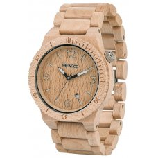 WeWOOD Alpha Beige Wooden Watch