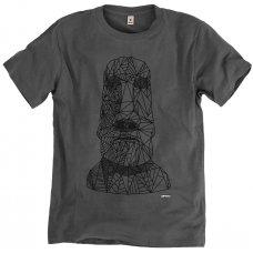 Rapanui Organic Cotton Men's Easter Island  T-shirt
