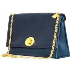 Wilby Drayton Navy Handbag
