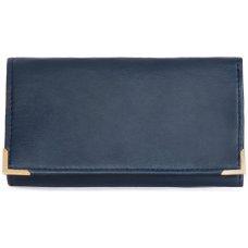 Wilby Drayton Navy Wallet