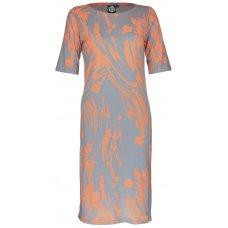 Nancy Dee Cece Paint Print Jumper Dress