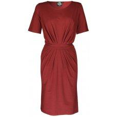 Nancy Dee Esme Pleat Dress