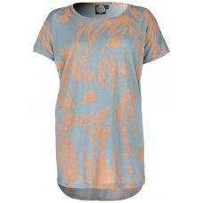 Nancy Dee Farrah Paint Print T-shirt