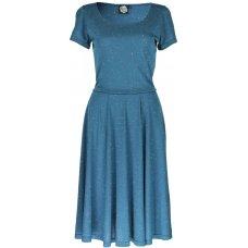 Nancy Dee Juniper Fluro Speckle Dress