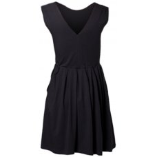 Nancy Dee Lana Black Prom Dress