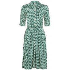 People Tree Orla Kierly Birdwatch Shirt Dress