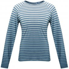 Komodo Raggy Dip Stripe Long Sleeve T-Shirt