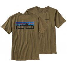 Patagonia Logo T-Shirt - Green