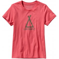 Patagonia Womens Tent Life T-Shirt