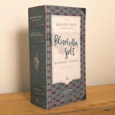 Braintree Bamboo Socks Gift Box - Autumn