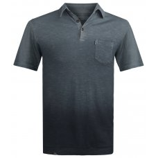 Komodo Sachin Dip Dye Polo T-Shirt