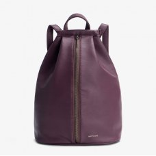 Matt & Nat Vegan Lawrence Mini Backpack - Grape