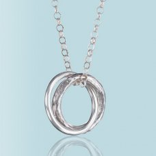 Mosami Whisper A Wish Love Pendant Necklace