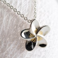 Mosami Frangipani 'Loyalty' Pendant Necklace