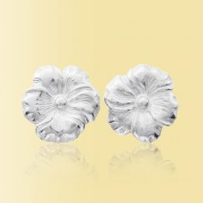Mosami Pansy 'Thinking Of You' Stud Earrings
