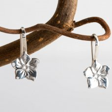 Mosami Forget Me Not 'Friendship' Drop Earrings