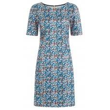 People Tree Blue Katy Dress