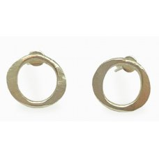 People Tree Circle Stud Earrings