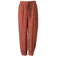Nomads Cintia Harem Trousers - Terracotta
