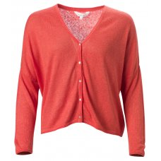 Braintree Janika Cardigan - Red Orange