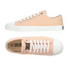 Ethletic Fairtrade Trainers - Nude