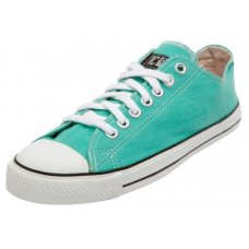 Ethletic Fairtrade Trainers - Sunny Bay Green
