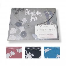 Braintree Ladies Briefs Gift Box