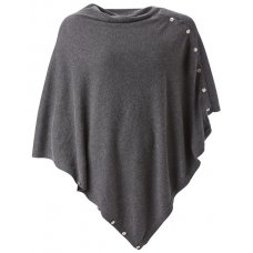 Nomads Fair Trade Knitted Poncho