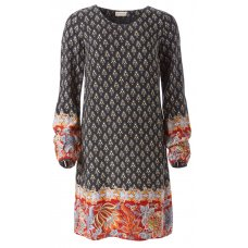 Nomads Fair Trade Longsleeve shift Dress