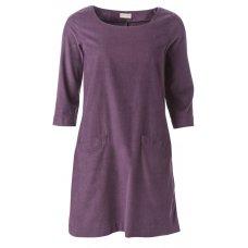 Nomads Fair Trade Plain Cord Dress