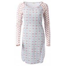 Nomads Organic Cotton Long Sleeve Nightdress