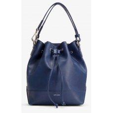 Matt & Nat Vegan Livia Bucket Bag - Royal Blue