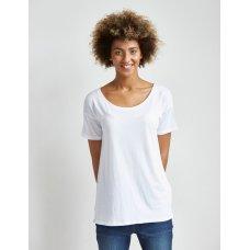 Tencel Blend Oversized T-shirt