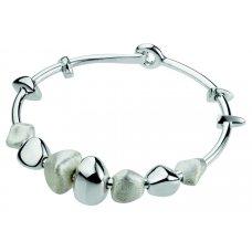 Mosami 'Happy Days' Mantra Bracelet