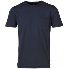 Knowledge Cotton Organic Basic Tee With Chest Pocket