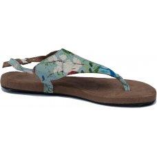 Komodo Butterfly Sandals - Kew Gardens