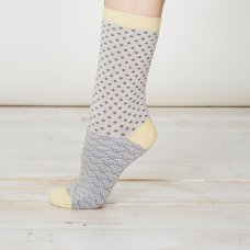 Thought Wren Bamboo Socks